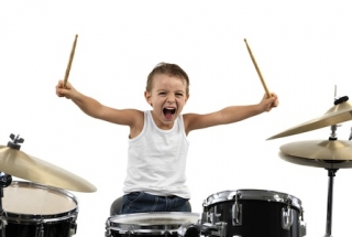 Learn the Drums - 5 Lessons