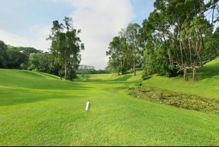 Golf Round For 4 And Cart Hire (Weekdays)