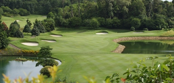 Ria Bintan Unlimited Golf & Stay 2D1N Sat / PH - 2 People (Twin Room)