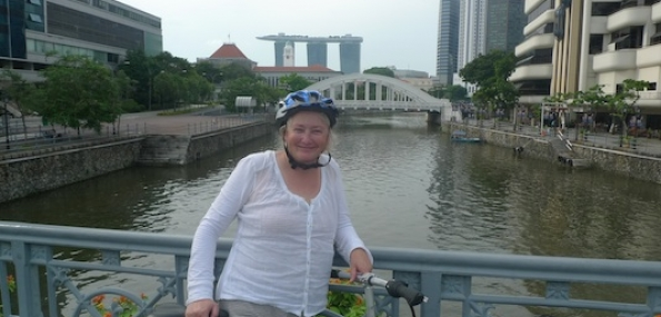 Singapore Lion City Cycling Tour
