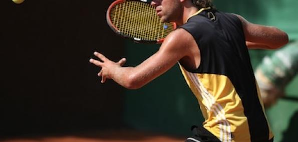 Play Tennis Like a Pro