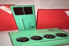 Fine English Mint Chocolates - 2 boxes - (Gift Wrapped & Delivered) - New May 2017