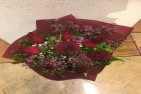 Flower Arrangement - Medium (Gift Wrapped & Delivered) - New May 2017