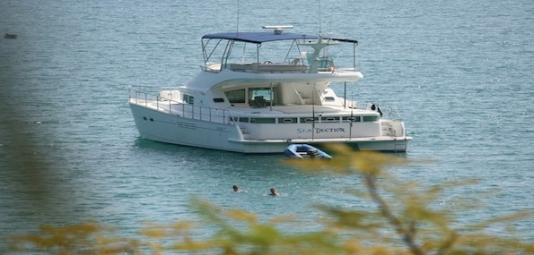 Private 4 hour Sailing Cruise - Weekdays (Mon-Thurs) Up to 20