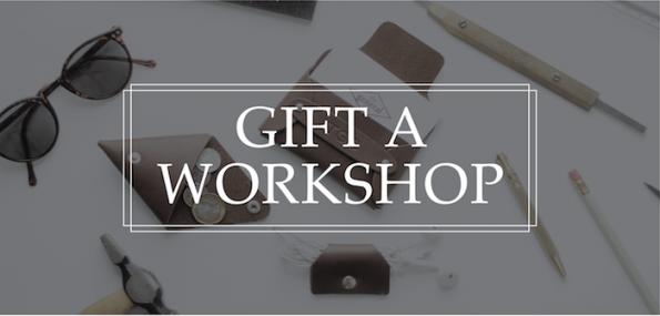 Craft Workshops $79 Gift Voucher