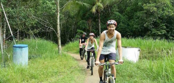 Mountain Biking Ubin Adventure - 1 Child