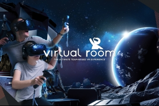 Virtual Reality Room - Collaborative Experience is here ! - 1 Person / Off Peak Period - New Jan 2018