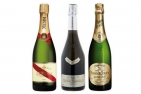 French Champagne Trio - Champagne Experience Gift Packed including delivery - New Jan 2018