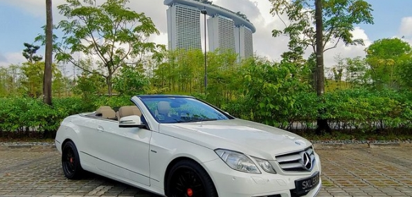 Singapore Explorer On Convertibles - 2 Hours - New Offering