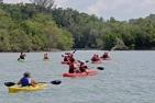 Round Ketam Kayaking - Adult + Child