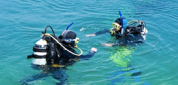 PADI Open Water Dive Course 3D/2N